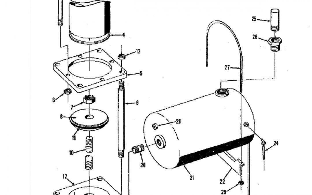 Contrapeso y tanque ajustables – Forma A-6-B-2