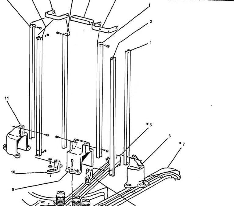 Bliss Model 1831 – Bliss Plate 14